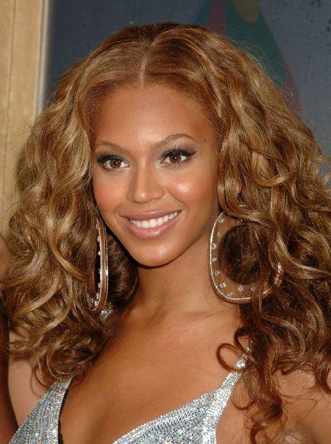 beyonce light brown hair - photo #28